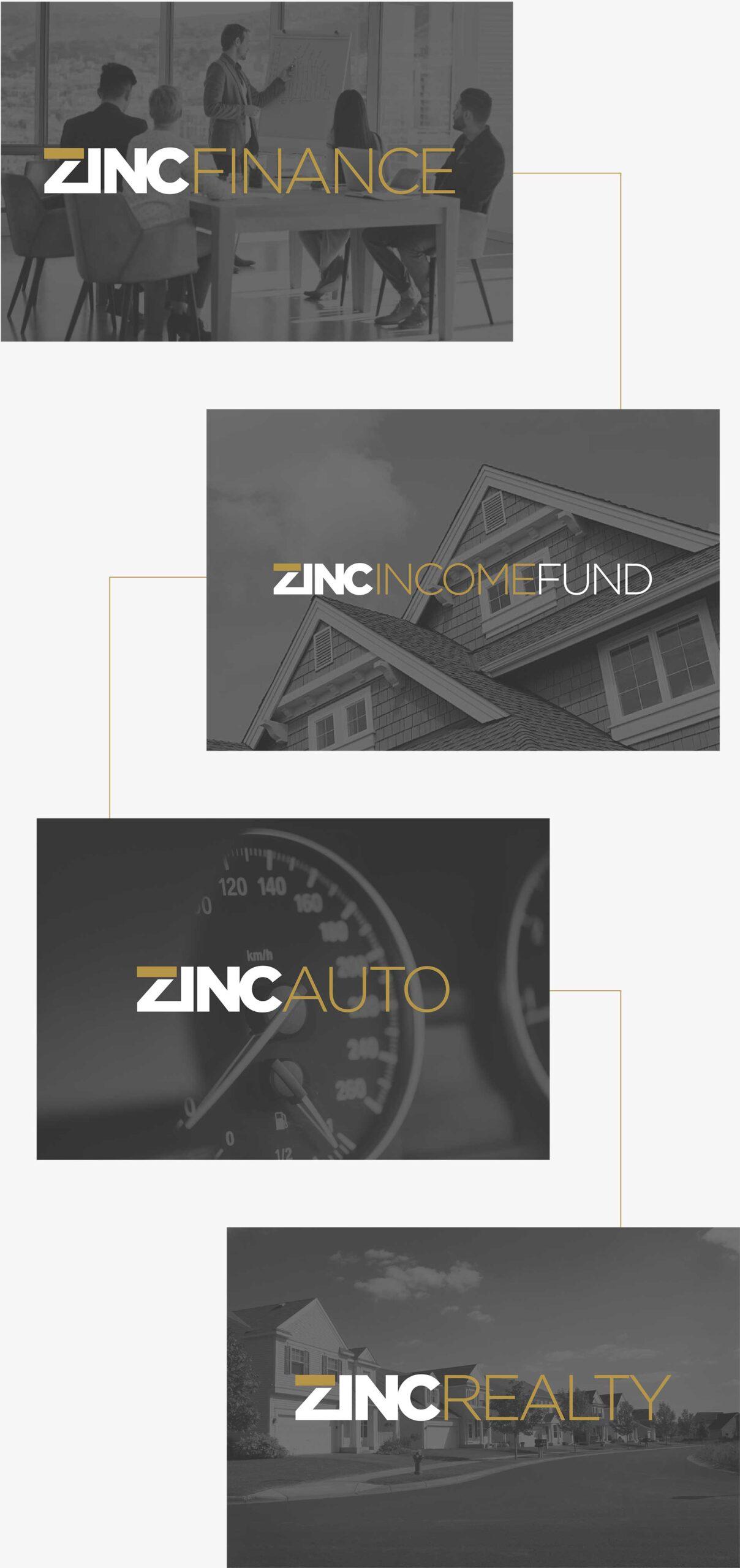 ZINC-logos